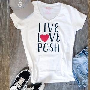 Tops - Poshmark poshswag shirt Love, Love, Posh